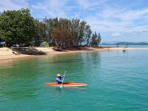 Potential freeze on Dunk Island mega project