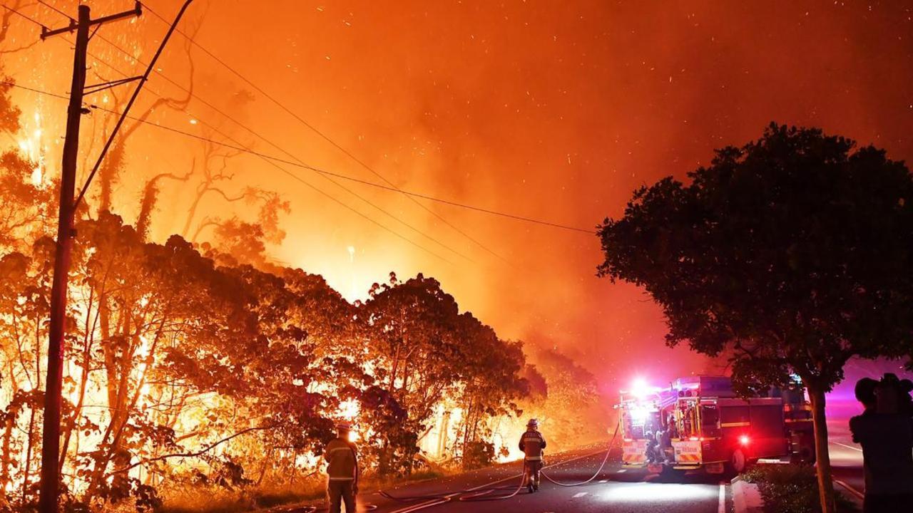 The Peregian fires storm was everyone's worst nightmare.