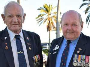 'Lest We Forget': Vietnam Veterans Day in Mackay