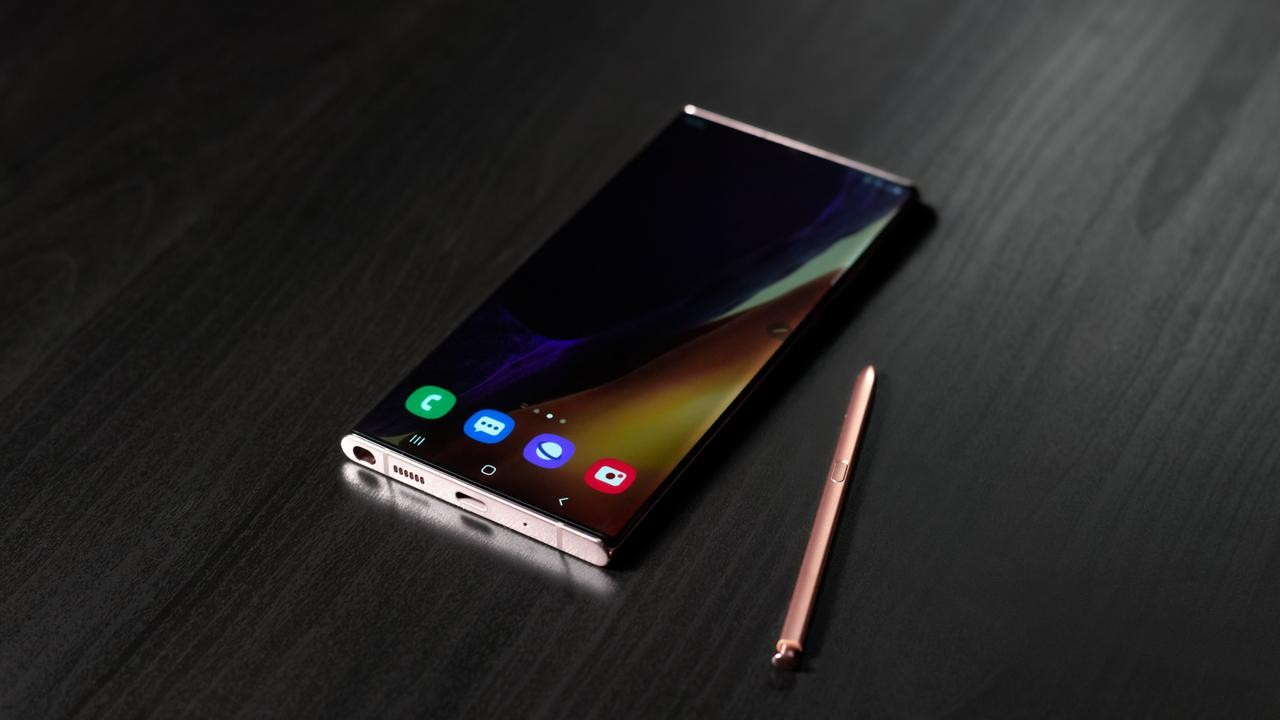 Samsung unveiled seven new mobile devices, including the Galaxy Note 20, in a virtual launch from South Korea on August 6, 2020.