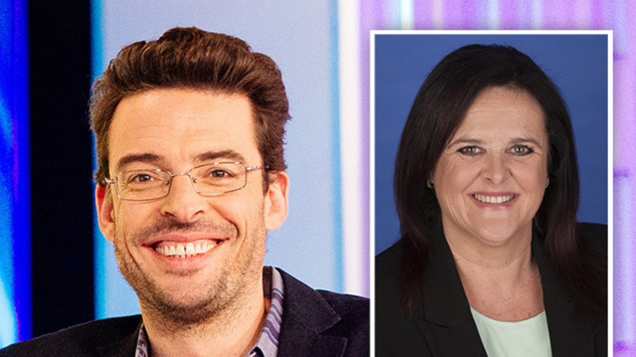 Anna Watson has deleted her Twitter account and apologised after attacking Studio 10 presenter Joe Hildebrand.