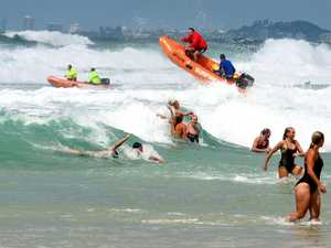 Surf event returns to fatal shore