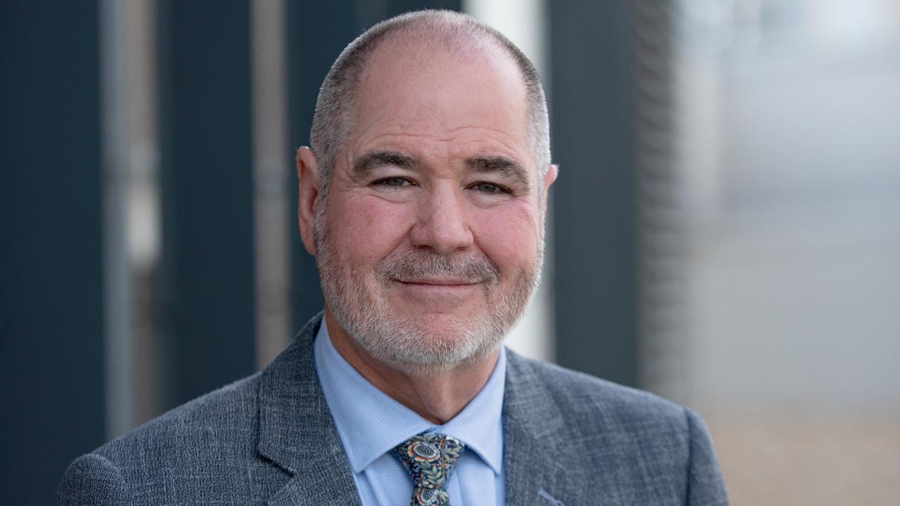 Queensland Teachers' Union president Kevin Bates.