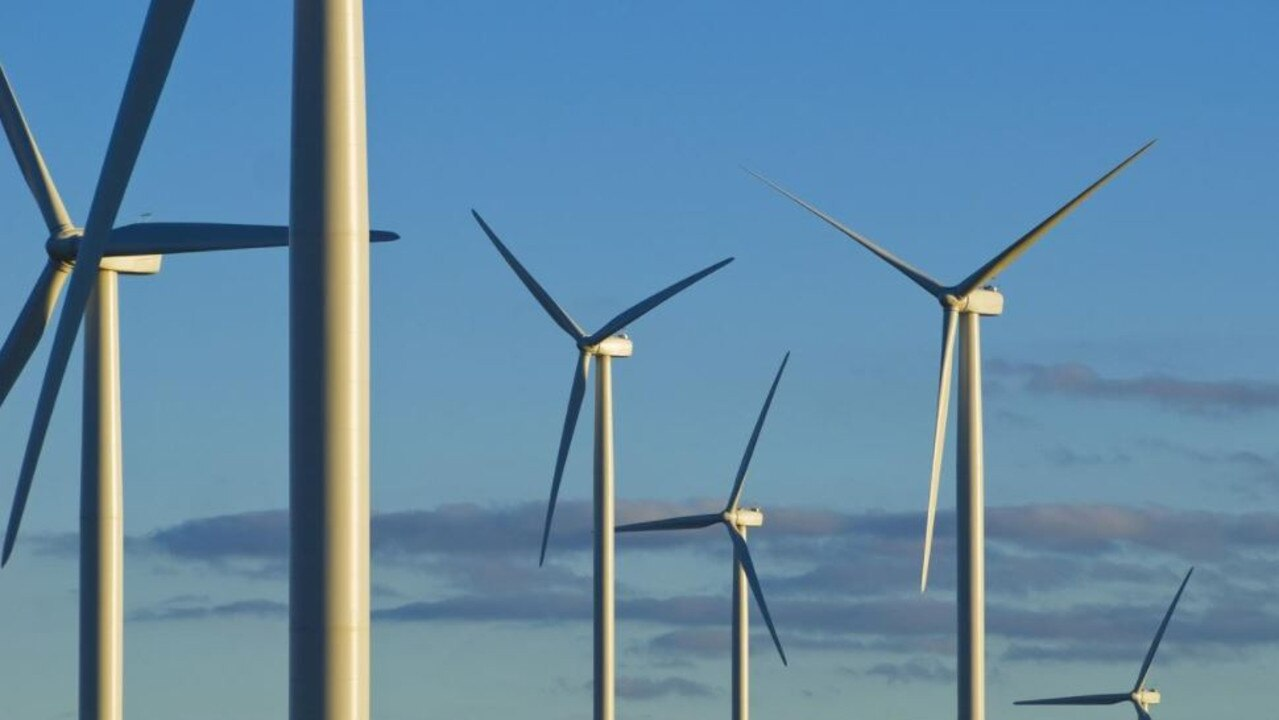 The winds of change are blowing for the region, with a huge wind farm project on the way.