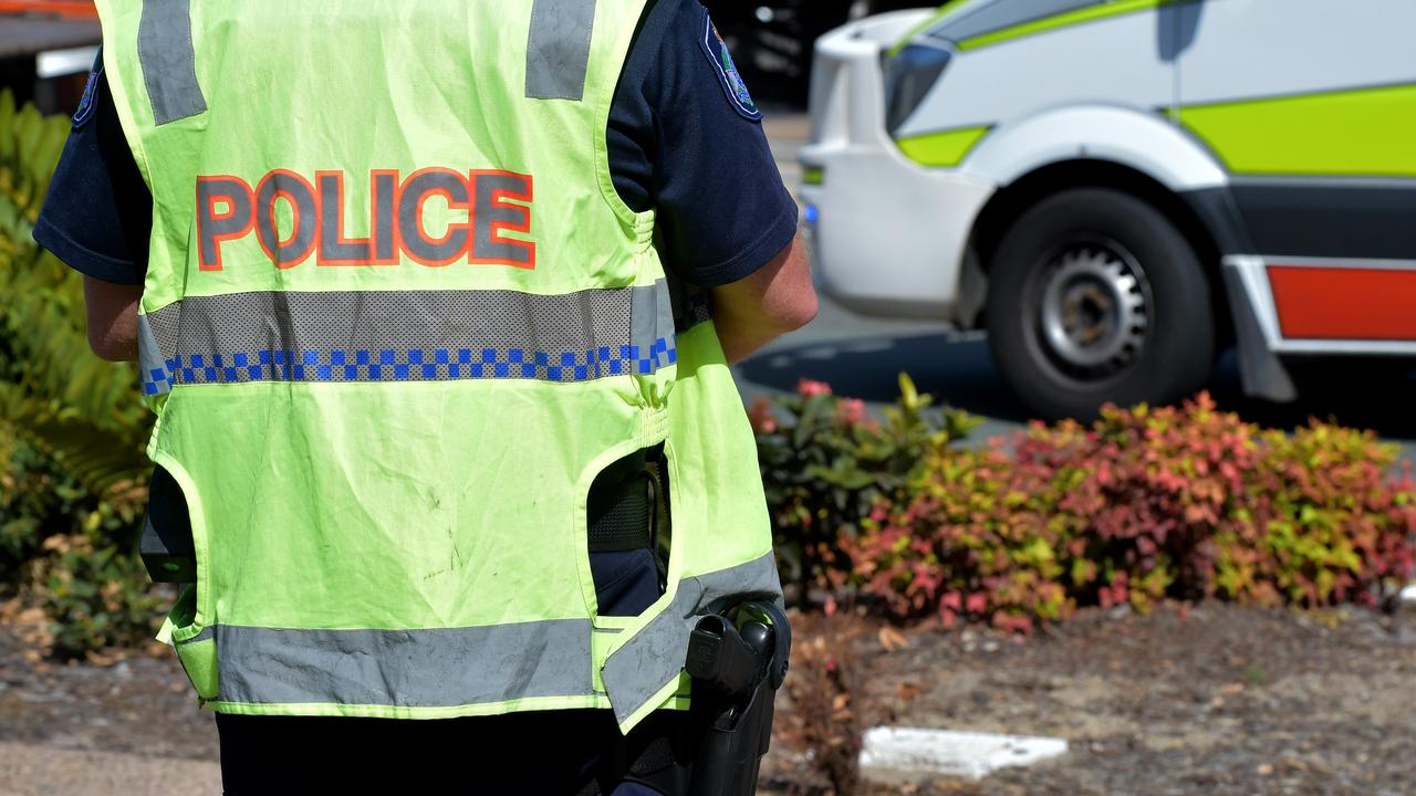 THREE VEHICLE CRASH: A driver in his 70s was issued a ticket for driving without due care.