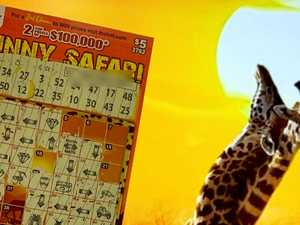 'Ecstatic': Life changing scratchie win for Calliope couple