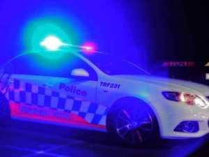 Onlookers detain teen allegedly found rummaging in car