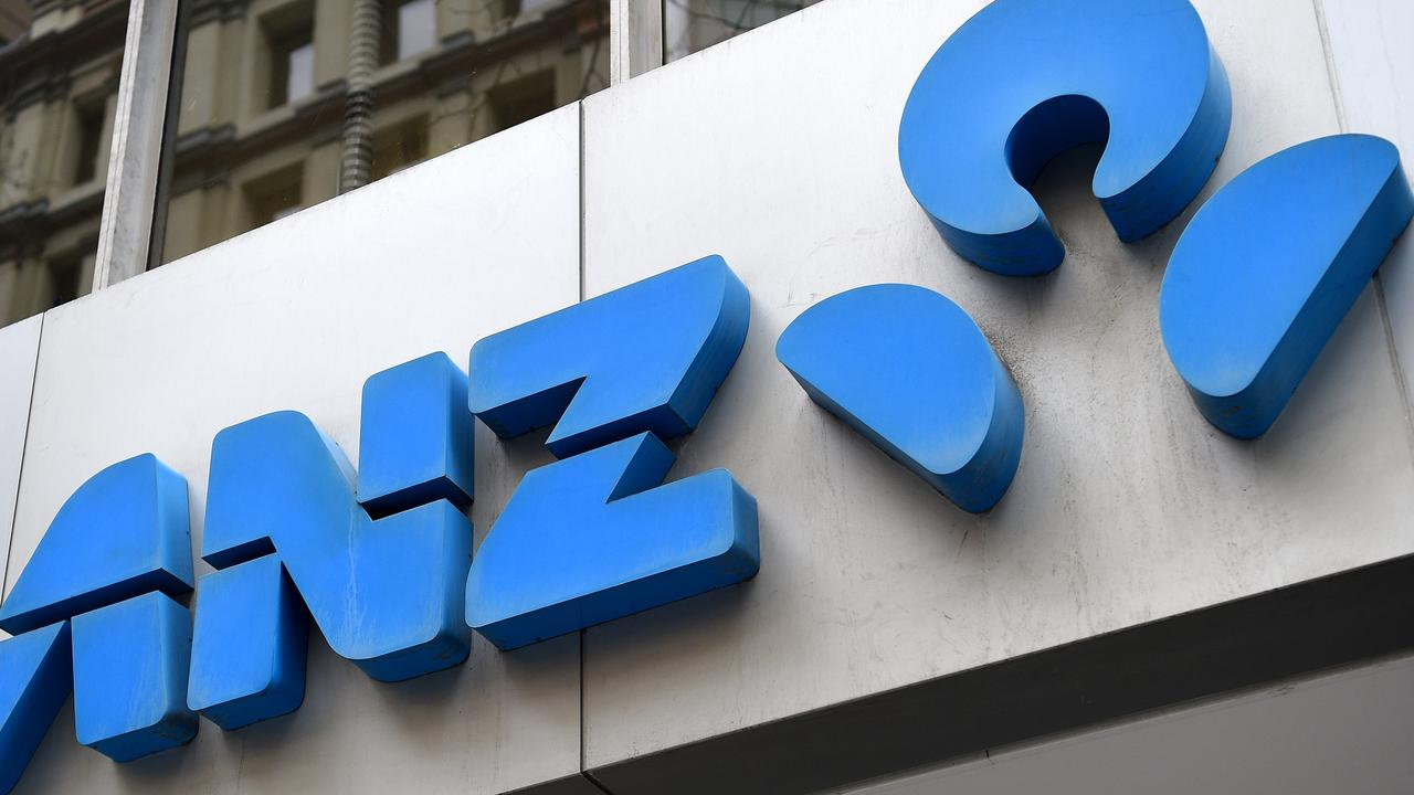 ANZ has decided to pay its shareholders an interim dividend. Picture: NCA NewsWire/Bianca De Marchi