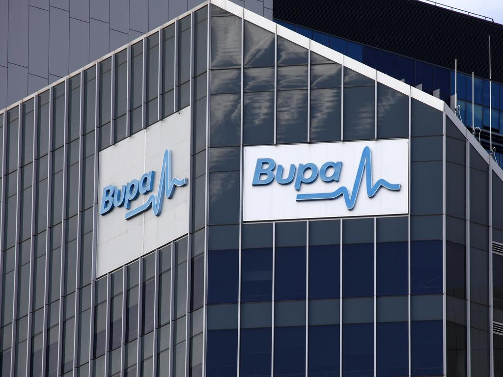 BUPA has previously copped criticism for its attitude towards customers during the pandemic. Picture: NCA NewsWire/Tertius Pickard