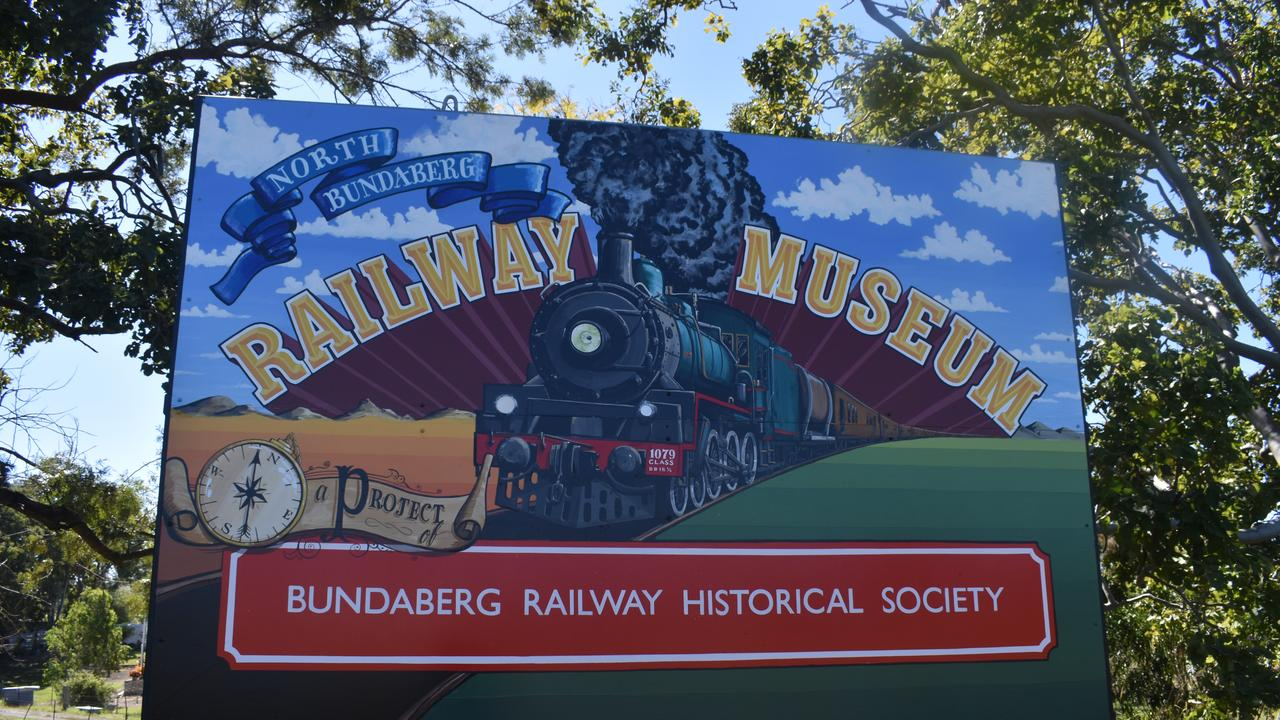 The Bundaberg Railway Museum.