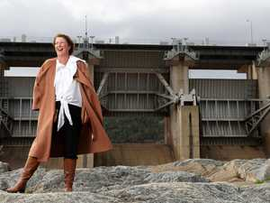 Jobs to flow from $660m dam wall raising project