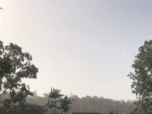 Dust, smoke sparks health warning for Northern Rivers