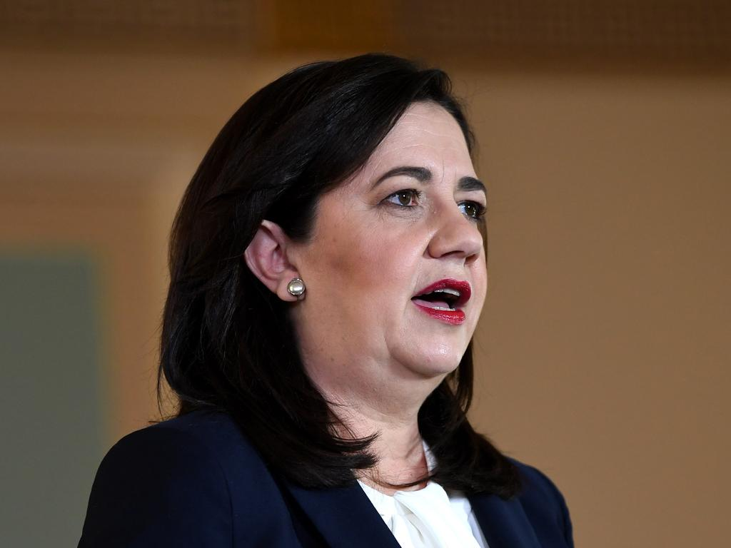 Queensland Premier Annastacia Palaszczuk has been one of the strongest advocates of strict border closures for her state. Picture: NCA NewWire / Dan Peled