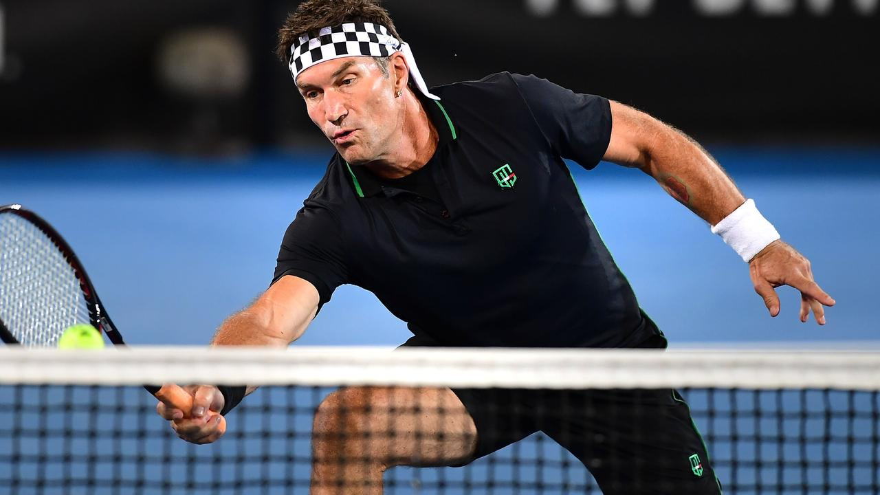 Aussie tennis great Pat Cash has sparked outrage after tweeting support for a widely criticised doco spouting coronavirus conspiracies.