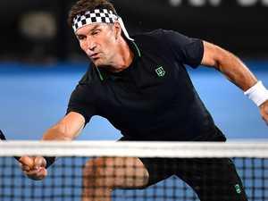 Aussie tennis star spruiks bonkers theory