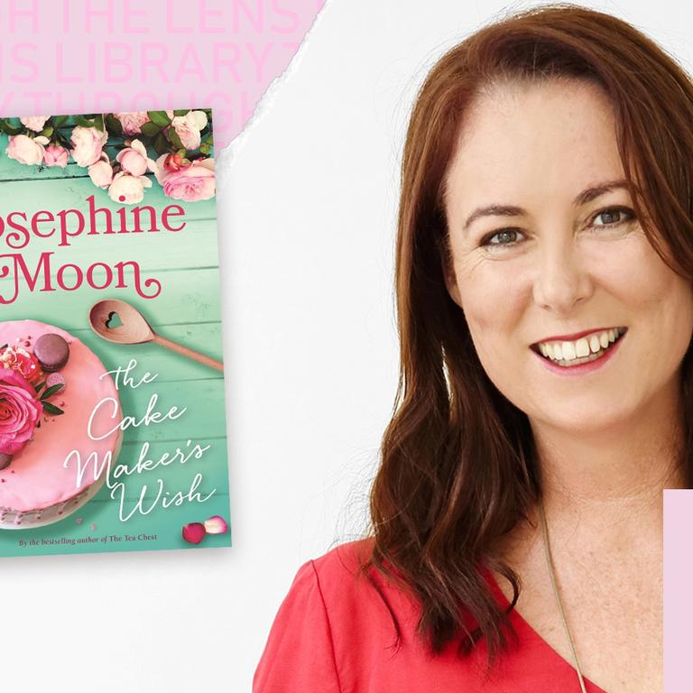 Josephine Moon will discuss her heartwarming novel, *The Cake Maker's Wish*,about a single mum with a passion for baking July 14, 7 pm Webinar hosted by Marion Libraries. Register atwww.marion.sa.gov.au/lttl