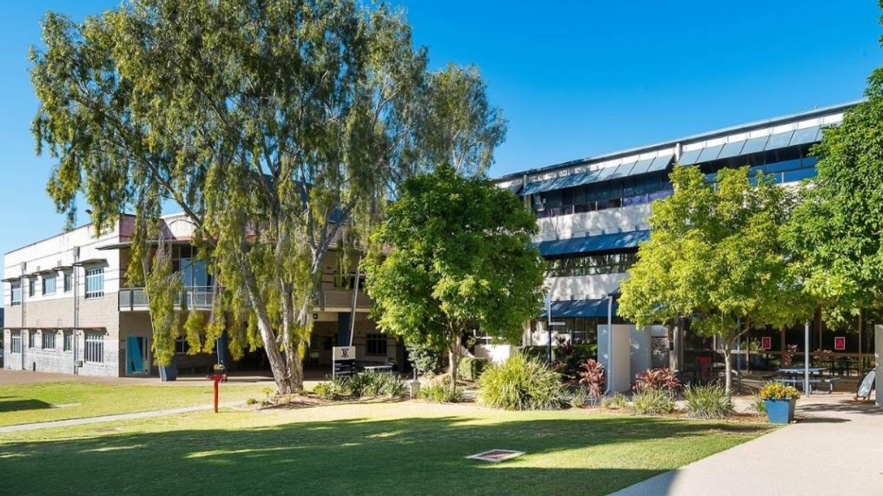 St Aidan's Anglican Girl's School at Corinda. Picture: Google maps
