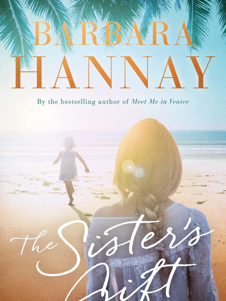 Book cover: The Sister's Secret by Barbara Hannay, published by Michael Joseph, $32.99,