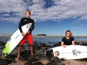 Global surf comp delivers regional boost to COVID-hit coast