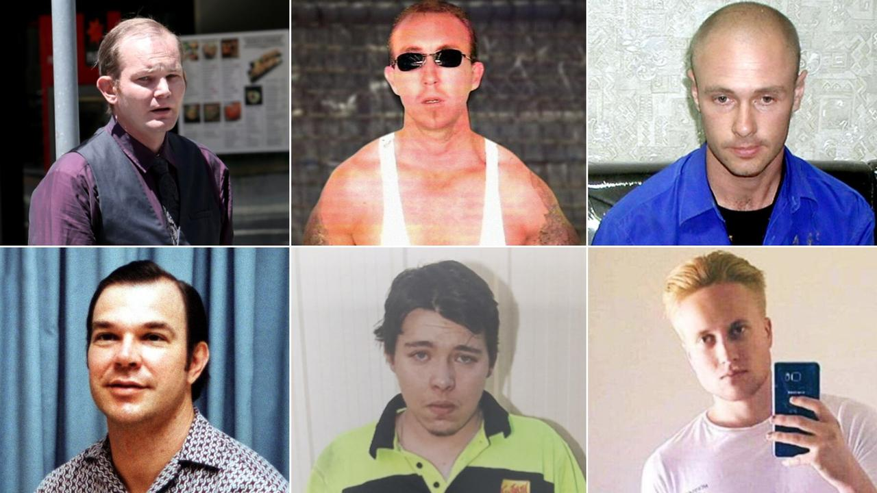 We reveal the faces and stories of some of Brisbane's child sex offenders.