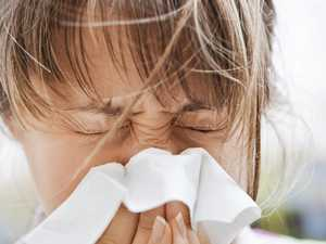 Hayfever playing up today? Blame South Australia