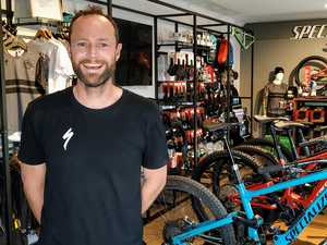 Wheels back on as bike business booms