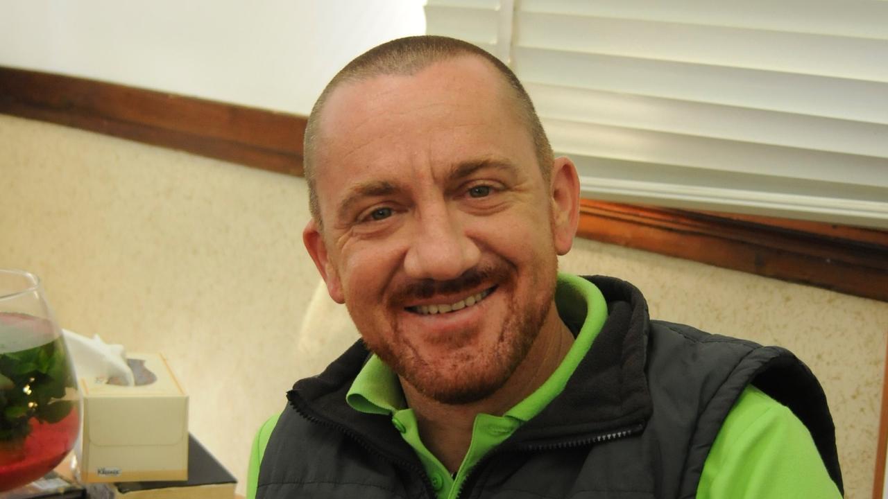 Kyogle area resident Scott Harlum.