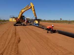 Plans unveiled for $1bn NT gas pipeline