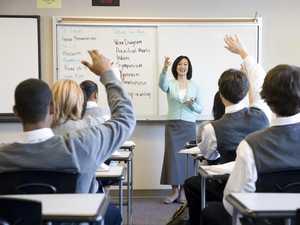 Elite school bars teachers after pants-off scandal