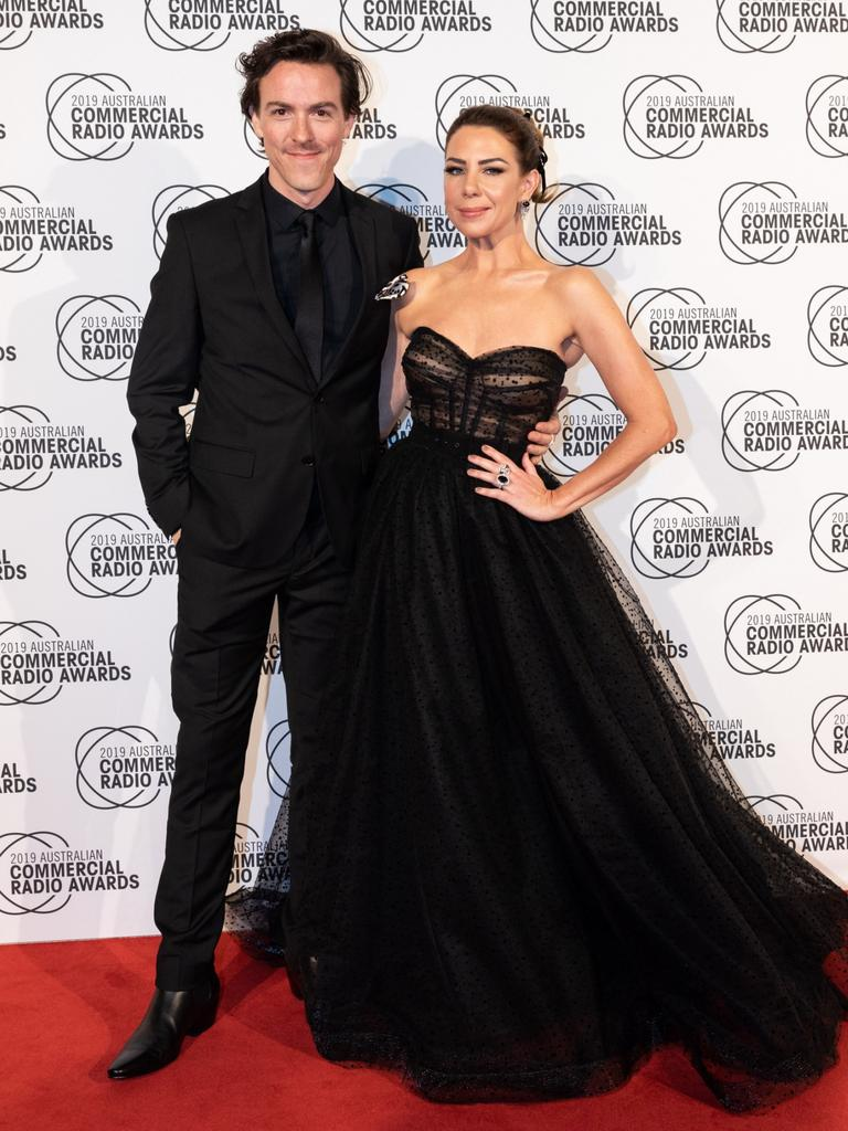 Kate Ritchie and Tim Blackwell.