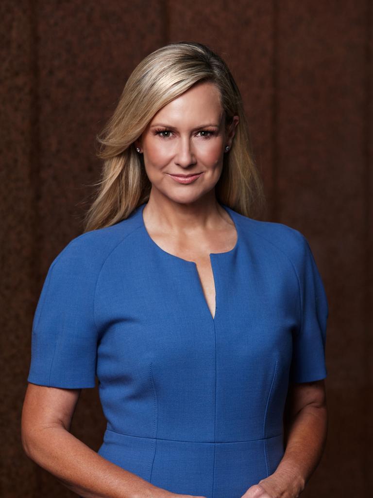 Melissa Doyle.