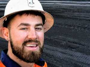 Mackay miner launches mental health movement for industry