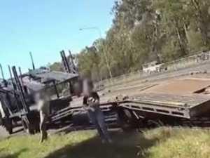 VIDEO: Couple fined $9000 for border breach