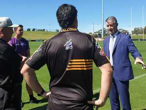 Coast 'warrants consideration' for NRL team: Mander