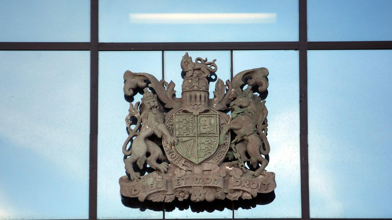 Maroochydore Court House. Photo:Barry Leddicoat / Sunshine Coast Daily