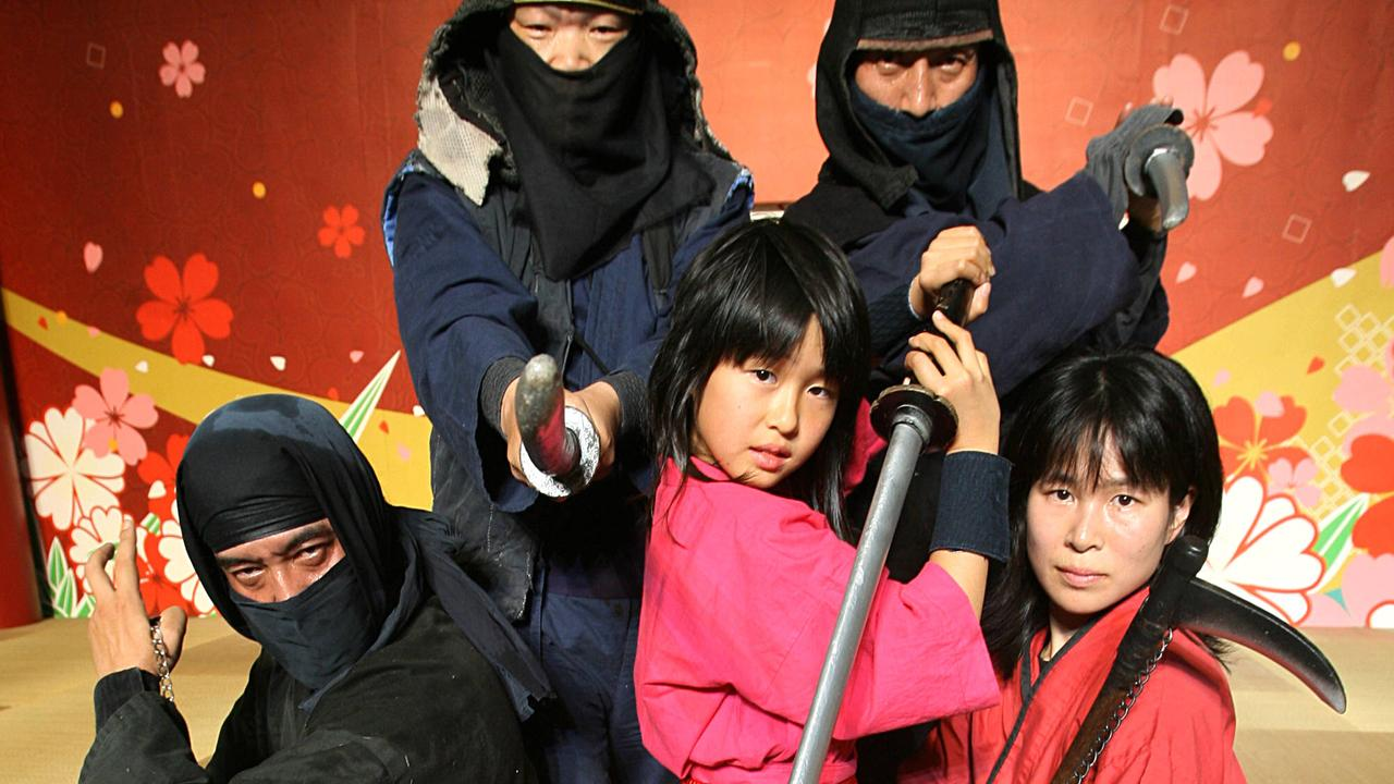 They came in the dead of night – no one saw them and nobody knew they were there. Moments later, the Japanese ninja museum was missing a safe full of cash.