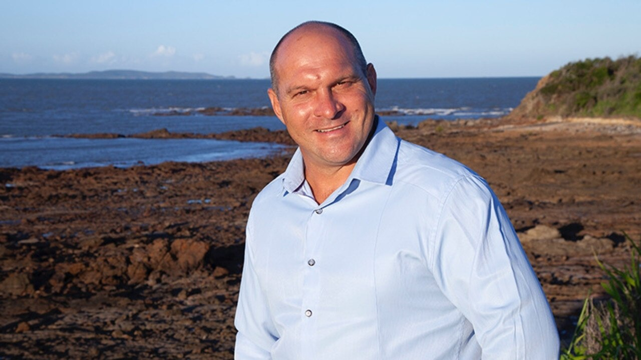 One Nation's candidate for Keppel Wade Rothery wants to see development go ahead on Great Keppel Island to pave the way for the tourism and mega-yacht industries.