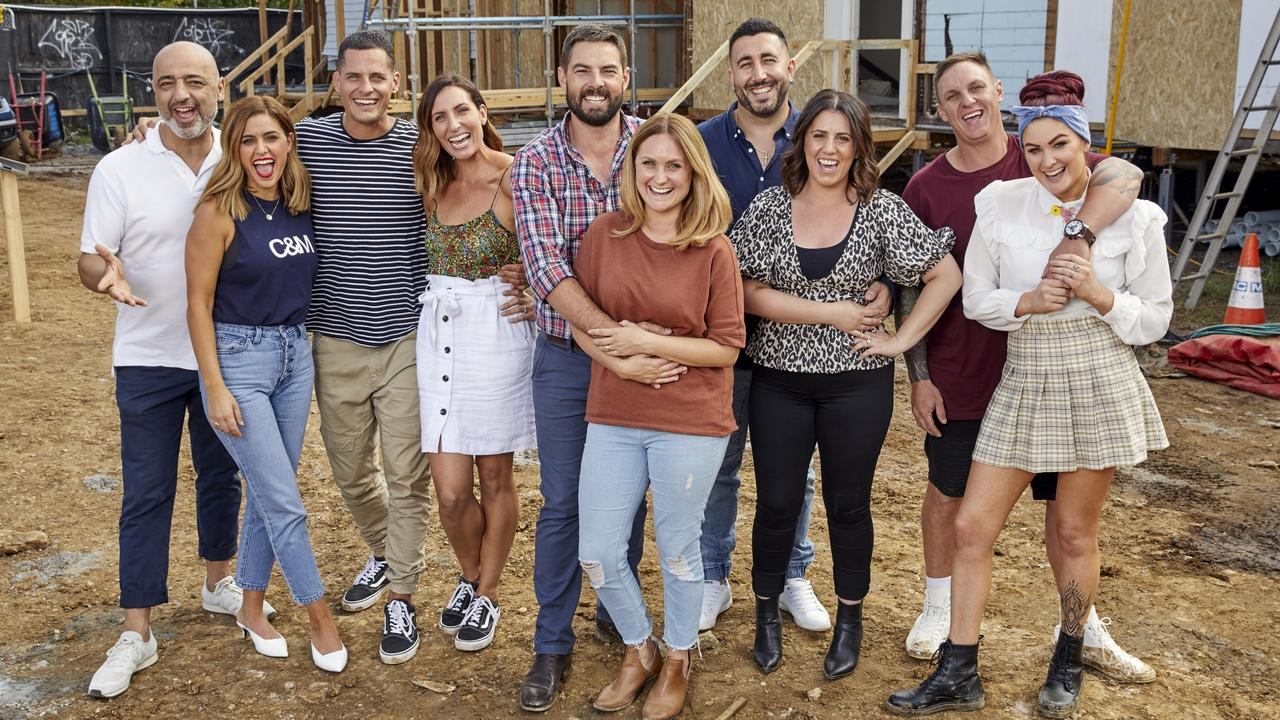 They are one of five teams competing in the new season, filmed in Brighton, Victoria.