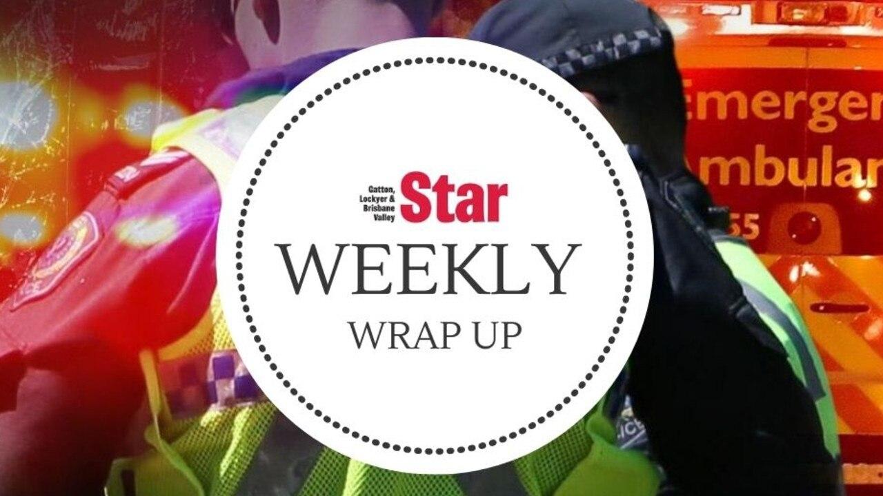 Gatton star weekly wrap up.