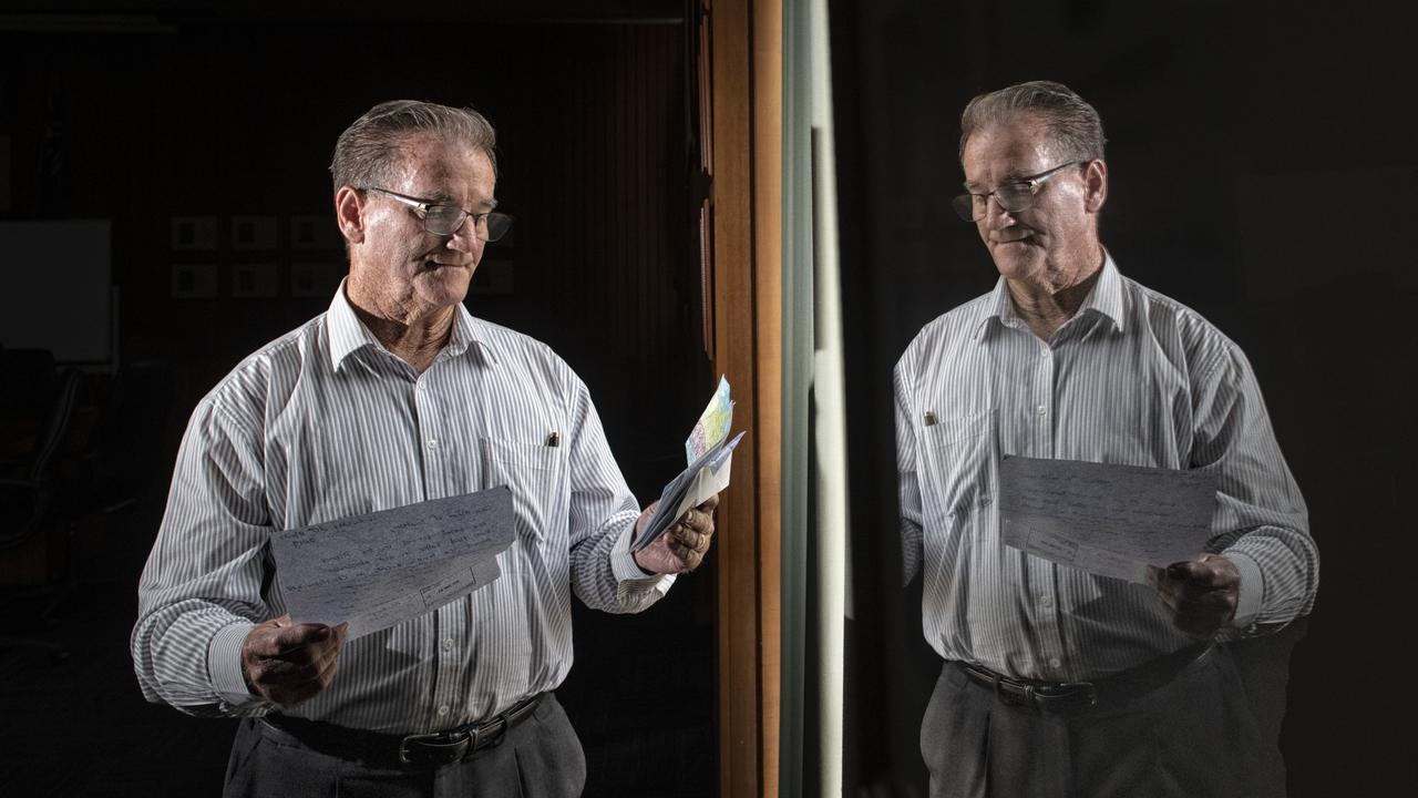 REFLECTIVE: Clarence Valley mayor Jim Simmons has questioned the balance in a draft planning statement by council.