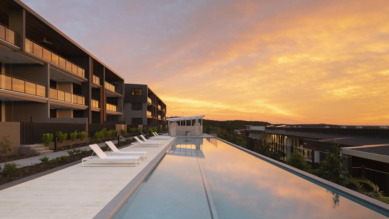 VIRTUAL TOUR: Take a look inside Noosa's 400sq m, $4.45 million super penthouse.
