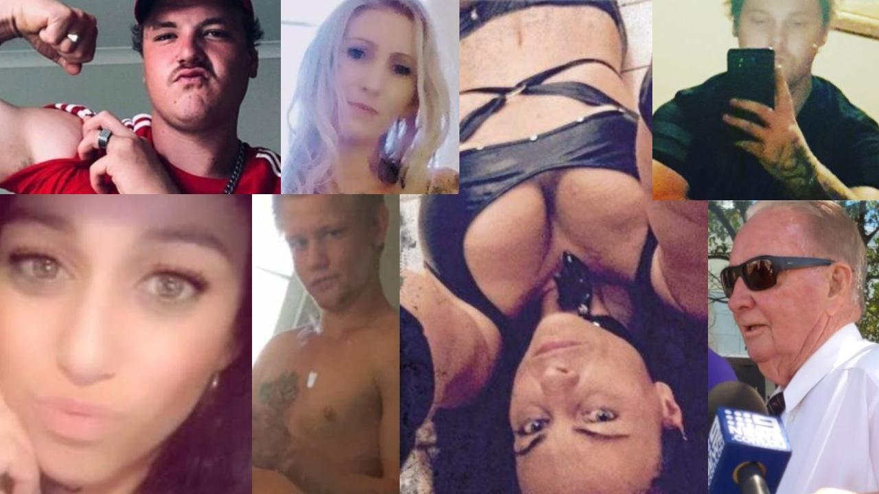 These are the convicted Sunshine Coast drug traffickers to go through court within the past year.