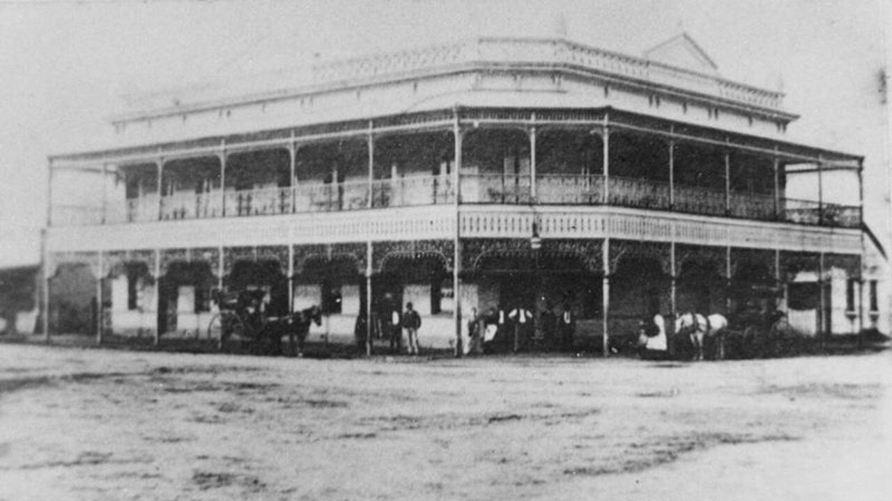 Situated on the corner of Targo St and Bourbong St, the Grand Bundaberg Hotel is one of the most iconic buildings in the CBD.