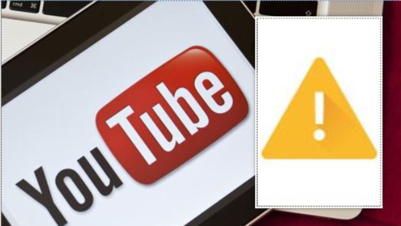 "Google has targeted its top YouTube stars with yellow warning signs online, with claims they could ""earn less"" and it may have ""fewer funds to invest"" in them."