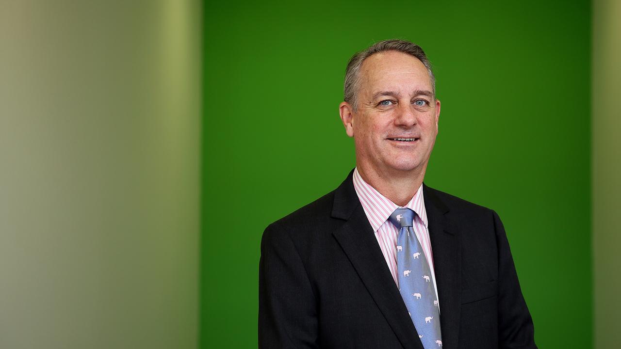 MyState CEO Melos Sulicich. Picture: SAM ROSEWARNE.