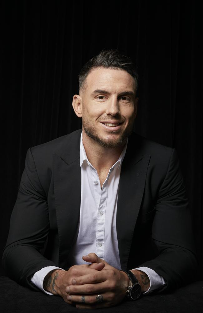 Darius Boyd. Picture: Libby Willis
