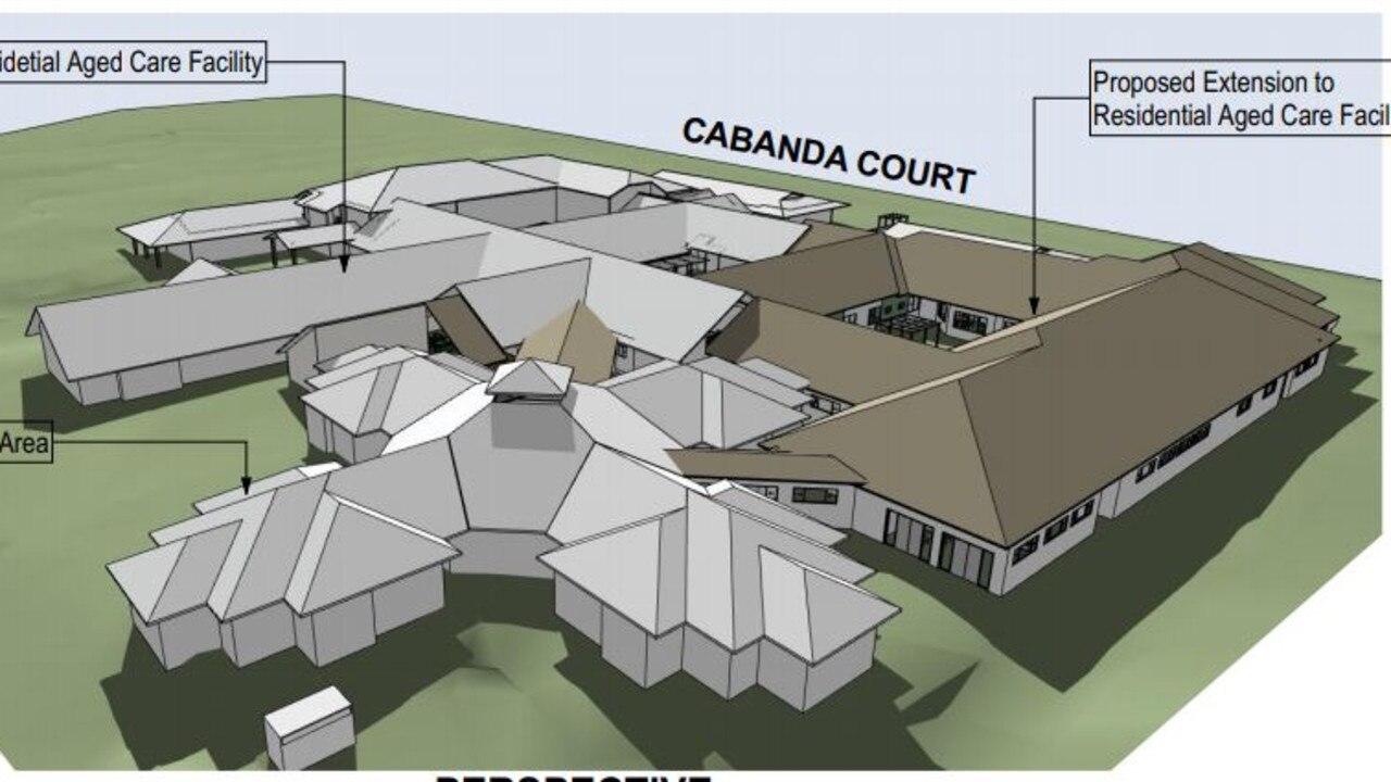 Cabanda Care Inc submitted a development application to Ipswich City Council to extend its facility in Rosewood.