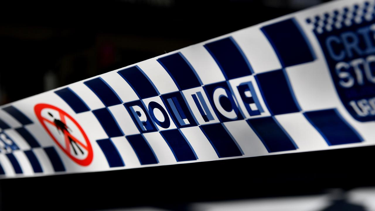 FIRE INVESTIGATION: Police have confirned that human remains were found at the scene of a house fire at a Smith; s Creek property Photo: AAP Image/Joel Carrett