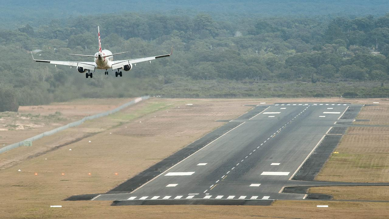 Councillors will vote on whether to progress to the next stage of the lease process for Coffs airport. Photo: Trevor Veale