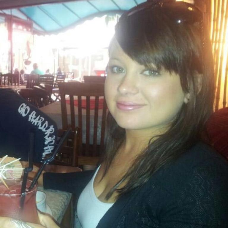 Shandee Blackburn was killed in 2013.